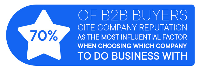 Choose company to do business with